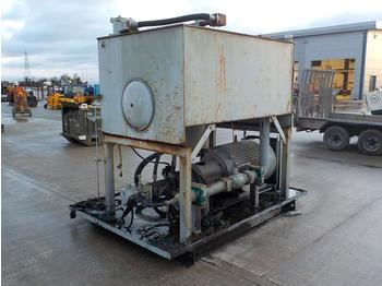 2005 Robeck Fluid Power 415V Electric Powered Hydraulic Power Pack - građevinska oprema