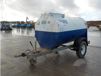 Bowser Supply 2000Litre Single Axle Bunded Fuel Bowser, Eletric Pump - građevinska oprema