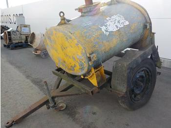 Single Axle Bunded Fuel Bowser - građevinska oprema