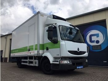 Kamion hladnjača Renault MIDLUM DXI 220.12 + Carrier Xarios 500 Thermobox- Manual- NL Truck!!