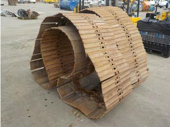 700mm Steel Track Group (2 of) - gusjenice